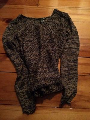 Morrison Heathered Knit Sweater