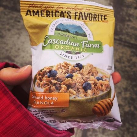 Cascadian Farm Granola