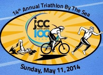 Triathlon by the sea - 2014