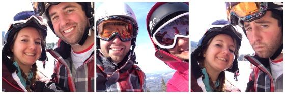 SL and EH ski