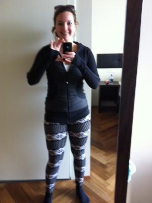 Nordic leggings