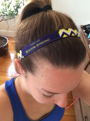 Boston Strong Bic Band