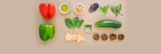 Chik-p salad