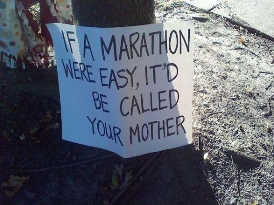 marathon easy