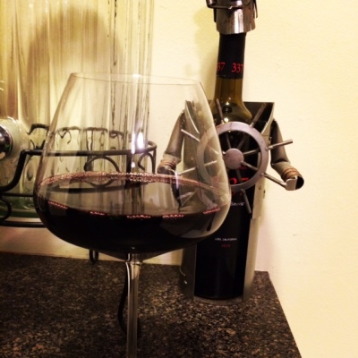Wine and The Captain