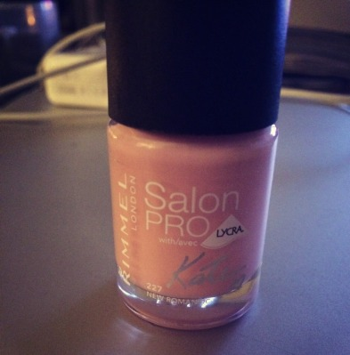 rimmel london salon pro