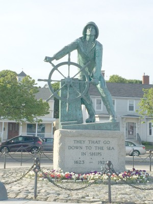 gloucester fishermen's memorial