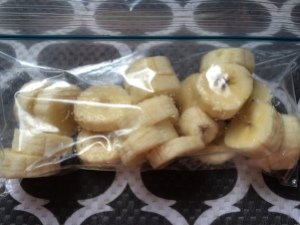 frozen banana