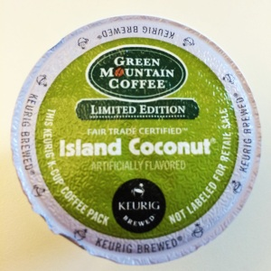island coconut coffee