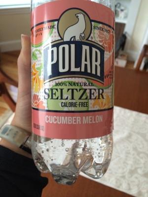 Polar Cucumber Melon Seltzer