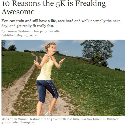 Runners World 5k