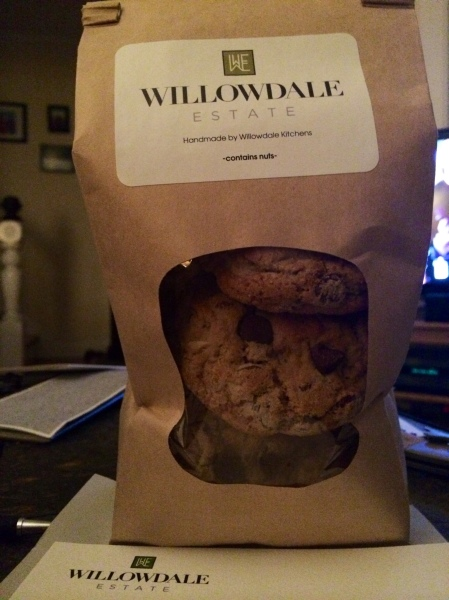 Willowdale cookies