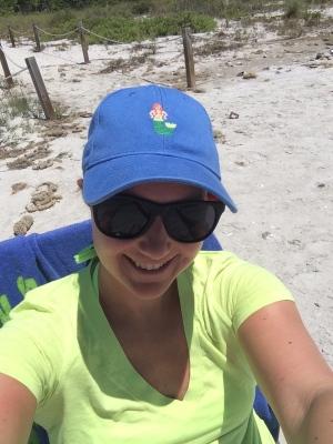 Harding-Lane Mermaid Hat