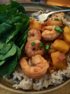 Sweet & Spicy Mango Sprimp