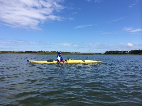 SL Kayaking
