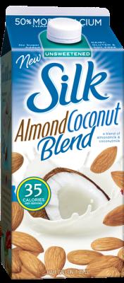 Silk Almond Coconut Blend