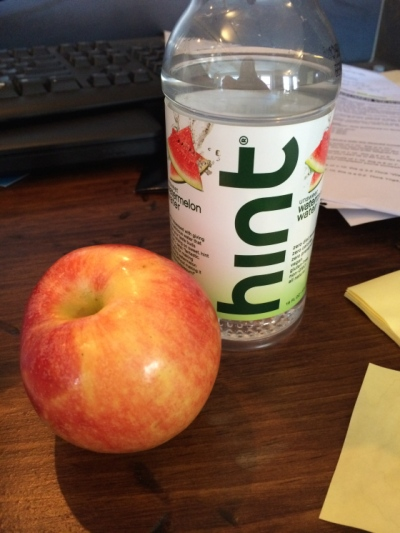 apple and hint