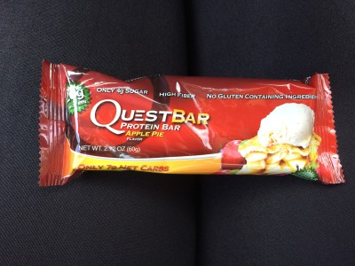 Apple Pie Quest Bar