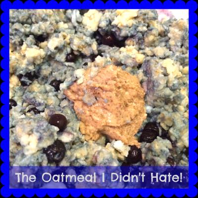 The Oatmeal I Didn't Hate