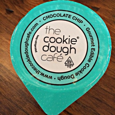 The cookies dough café