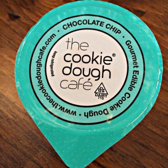 The cookies dough café
