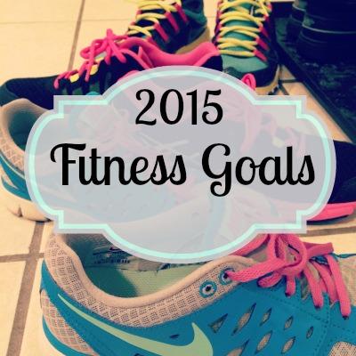 2015 fitness goals