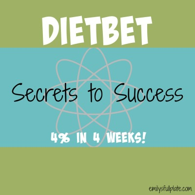 Dietbet Secrets to success