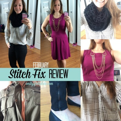 February Stitch Fix