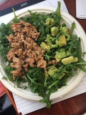 Lunch - WIAW #1