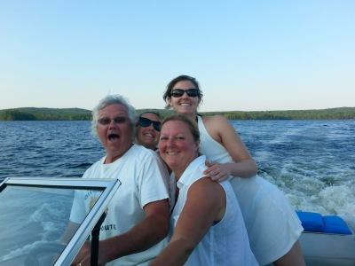 summer boat rides