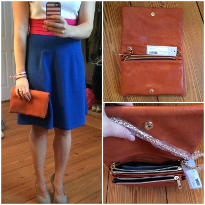 Juno Small Folded Clutch