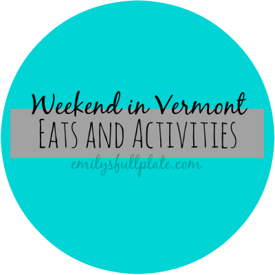 eats and activities