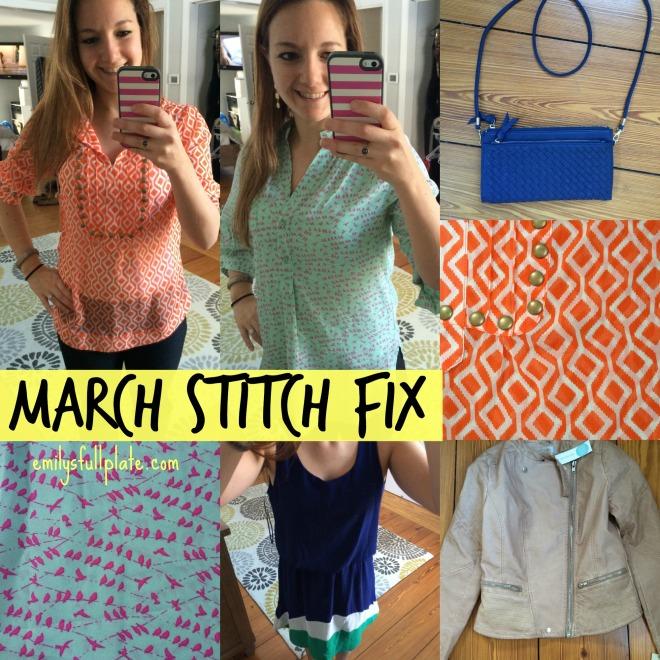 March Stitch Fix